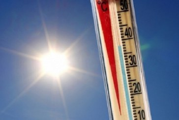 Слънчева и гореща събота, максималните температури между 30° и 35°