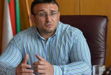 Освобождават от поста главния секретар на МВР Младен Маринов