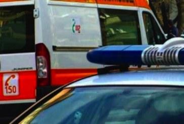 Инцидент с военна кола блокира движението на Предел
