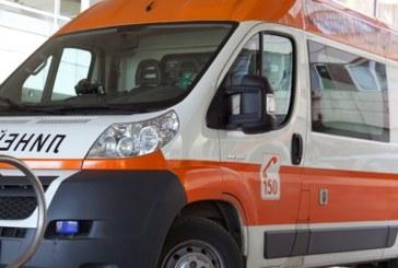 50-г. мъж пострада в катастрофата край Благоевград