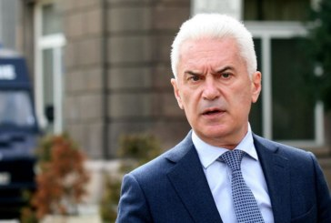 Волен Сидеров не се яви на Коалиционния съвет с Валери Симеонов и Красимир Каракачанов