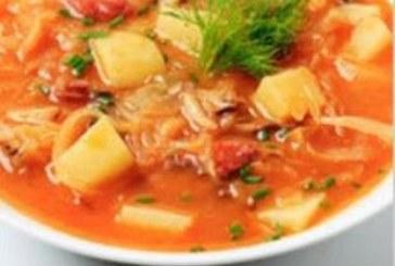 Супа с телешко и домати