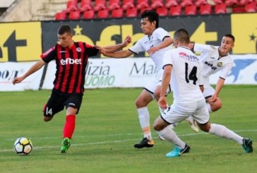 Синът на орлето В. Николов стана най-младият играч в професионалния ни футбол