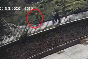 Видеозаписи на камери показват как Северин бяга към махалата след убийството на Виктория Маринова