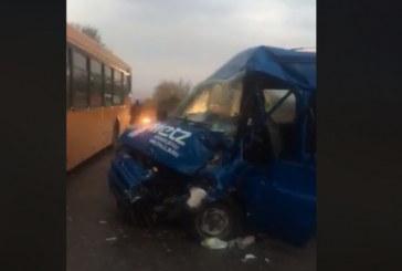 Подробности за пострадалите при катастрофата с автобус на градския транспорт