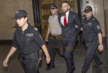 Спипаха Джок Полфрийман да прави нещо мръсно в затвора в Казичене
