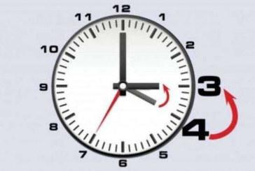 Върнахме стрелките на часовника