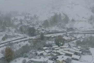 Студ и сняг в Испания, трима са изчезнали