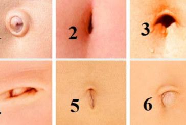 Формата на пъпа ви разкрива колко години ще живеете!