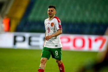 ФИФА изхвърли орлето Спас Делев от футбола