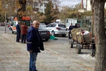 STRUMA.BG с подробности за трагедията с издъхналия на улицата мъж