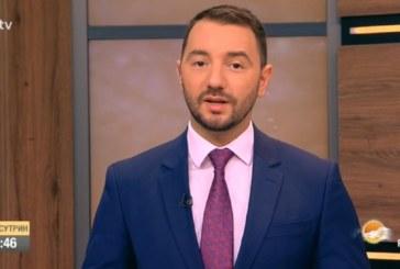 След голамата трагедия! Антон Хекимян се завърна в ефира