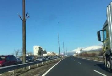 Важна информация за шофьорите! Интензивен трафик по Е-79