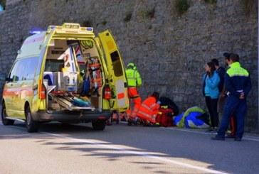 Тежка катастрофа рани 40, петима се борят за живота си