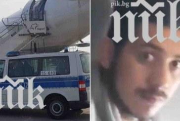 Северин пътува за България в самолет със Стефка Костадинова, четирима гардове го пазят