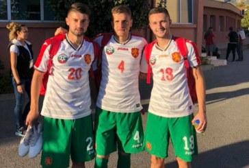 Доминацията на футболисти от Югозапада не помогна на аматьорските национали, странни рокади провалиха отбора