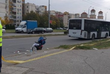 Прокуратурата погна шофьора на автобус, блъснал майка с бебе