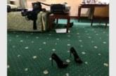 Снимка на стаята на Лили Иванова след концерт взриви нета