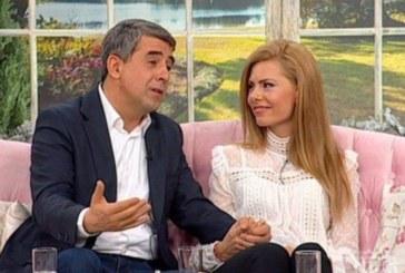 Деси Банова и Росен Плевнелиев станаха родители на момче