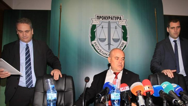 Гешев: Проверките в ДАБЧ започнаха по информация от МВР