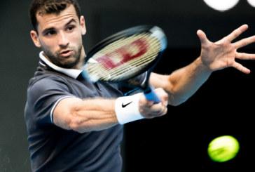 Григор Димитров сътвори поредния резил, отпадна в първия кръг на турнира във Виена