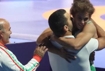 Тайбе Юсеин е световна шампионка