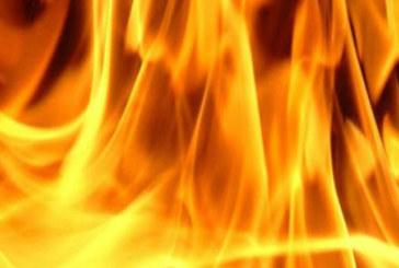 Баба изгоря жива в дома си