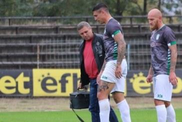 БГ Роналдо се контузи лошо в дербито на Трета лига
