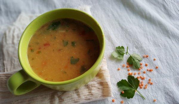 Супа Червена леща