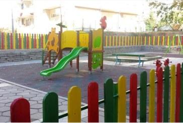 Поредна обновена площадка за игра радва децата на Благоевград