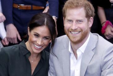 За първи път като херцог и херцогиня: Хари и Меган пристигнаха в Съсекс