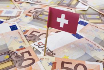 Швейцария предаде данни за 2 млн. сметки на чужденци