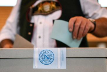 Избори за местен парламент в германската провинция Бавария