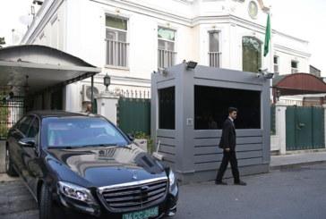 Откриха токсични материали в саудитското консулство