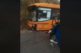Тежка катастрофа с автобус на градския транспорт, има ранени
