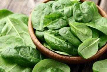 Спанакът – лечителят сред зеленчуците