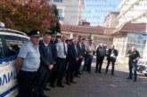 Полицаите в Благоевградска област се сдобиха с 19 нови коли