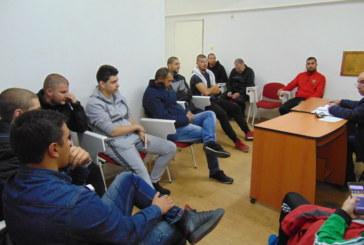 Доайенът Н. Липушлиев възражда съдийската колегия в Петрич