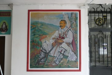 Кресна грее в бяло, зелено и червено за 140-годишнината от Кресненско-Разлошкото въстание