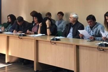 Заседание на Областния съвет за намаляване на риска от бедствия