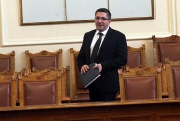 Нанков се връща като зам. министър