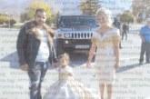 """КРАЛСКО ПРАЗНУВАНЕ В ДУПНИЦА! Строител от ромския квартал нае 8-метров """"Хамър"""" за рождения ден на 2-г. си дъщеричка, брои 300 лв. за роклята й"""
