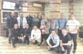 Куриерката на Второ РУП Веска Чорбаджийска събра полицаи и служители на банкет за пенсионирането си