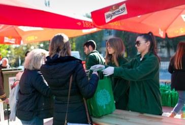 """Кампанията """"Заедно за природата"""" събра над 40 000 бирени опаковки за рециклиране"""