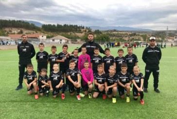 Дебрен за първи път сформира детски футболен отбор