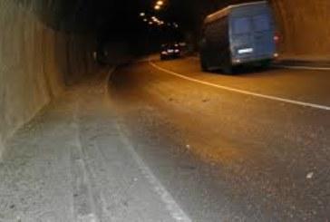 Авария спря осветлението на Кривия тунел в Кресненското дефиле