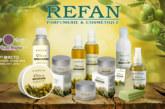 Серия Маслина на REFAN – цялостна грижа при борбата със стареенето