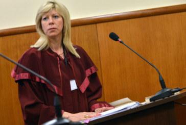 Ирина Арменова преместена от Спецпрокуратурата след ареста на съпруга й в ДАИ – Благоевград