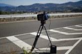 """Рекорд! За 60 мин. камера на КАТ засече 40 автомобила да профучават по АМ """"Струма"""" с превишена скорост"""