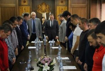 """Основателят на Банско Филм Фест бе провъзгласен за """"Почетен гражданин"""" на Банско"""